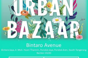 Urban Bazaar at Bintaro Avenue